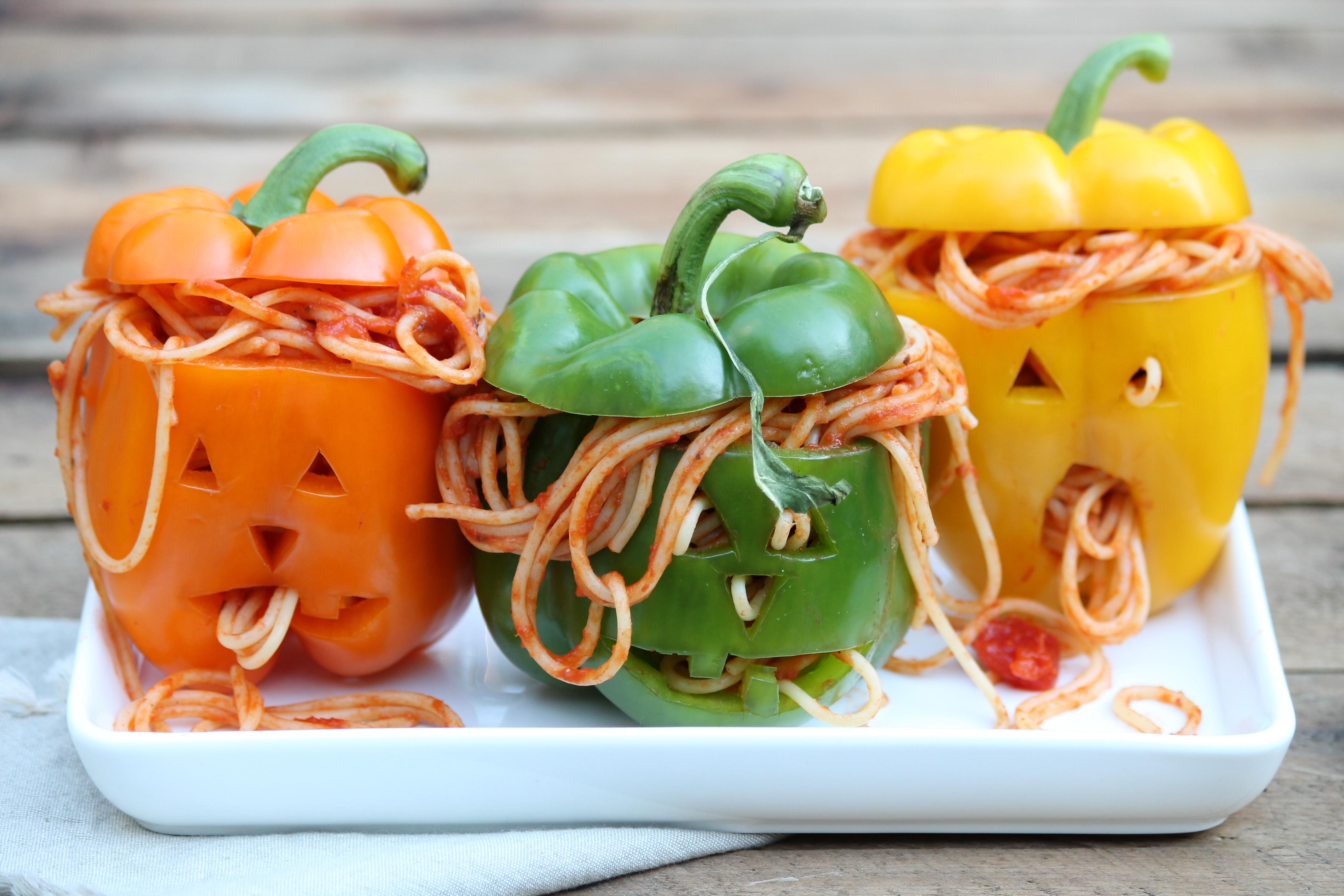 Spooky Halloween Dinners  Spooky Halloween Dinners