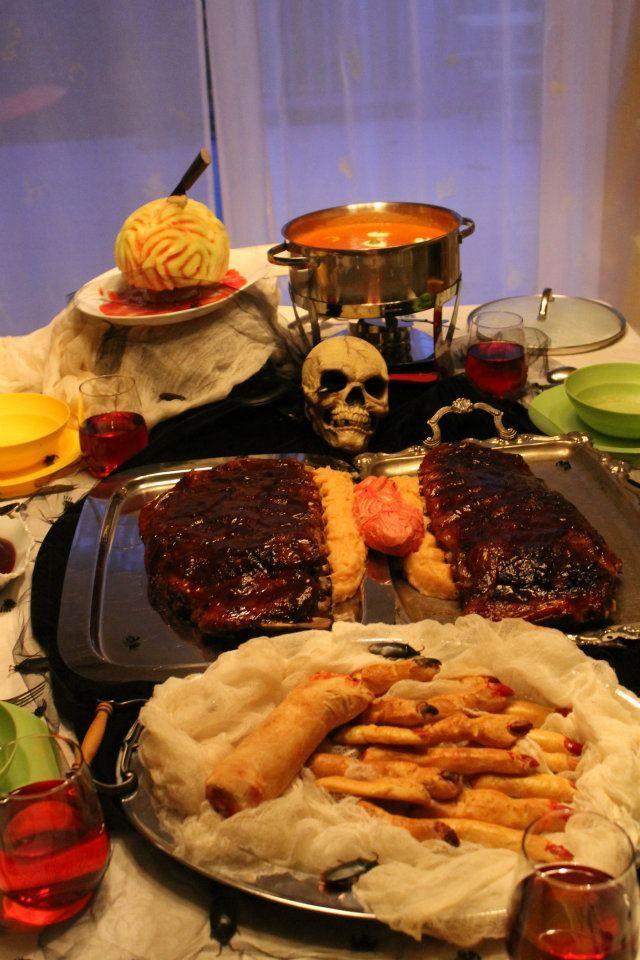 Spooky Halloween Dinners  Halloween Dinner Ideas for a Spooky Meal Teaching Heart
