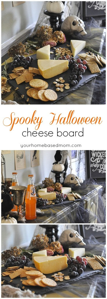 Spooky Halloween Dinners  Mummy Wrapped Brie and Halloween Dinner Party your