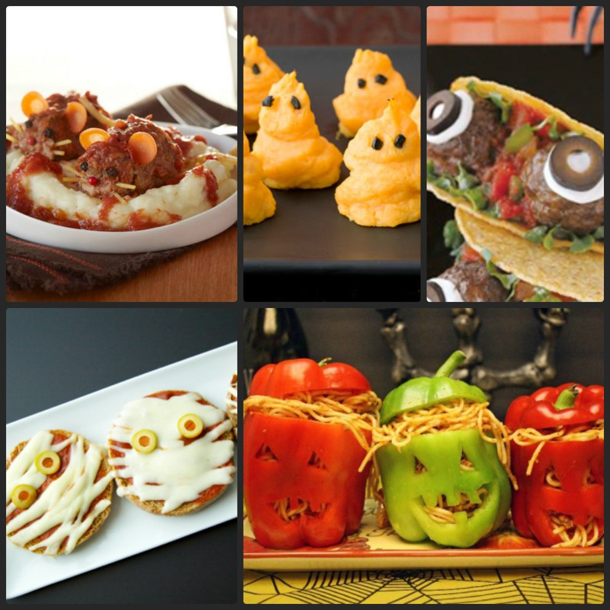 Spooky Halloween Dinners  Spooky Halloween Dinners — Today s Every Mom