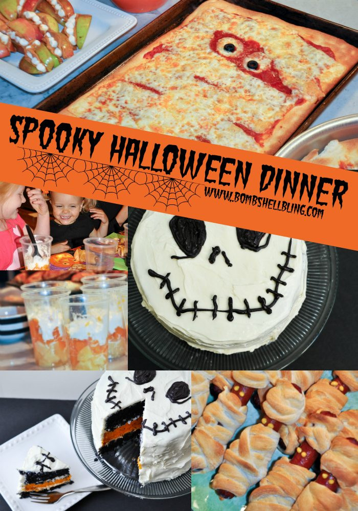 Spooky Halloween Dinners  Spooky Fun Halloween Dinner