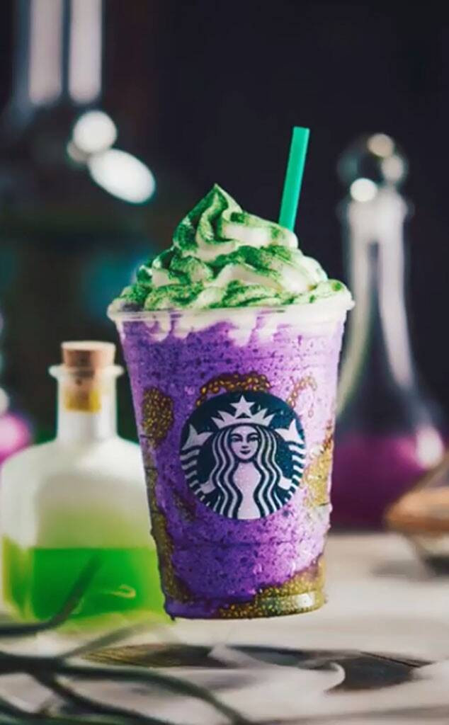 Starbucks Halloween Drinks  Starbucks Spooky New Drink Will Be Your Favorite
