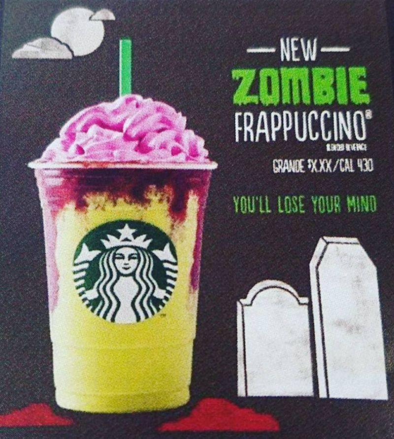 Starbucks Halloween Drinks  Starbucks is allegedly releasing a Halloween drink the