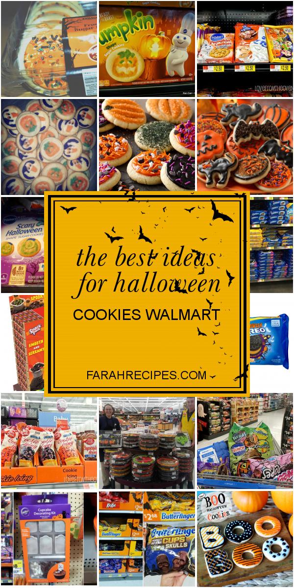 The Best Ideas for Halloween Cookies Walmart - Most ...