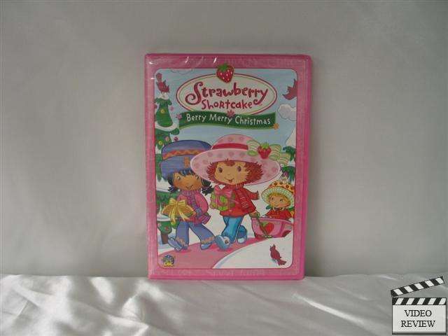 Strawberry Shortcake Berry Merry Christmas  Strawberry Shortcake Berry Merry Christmas DVD