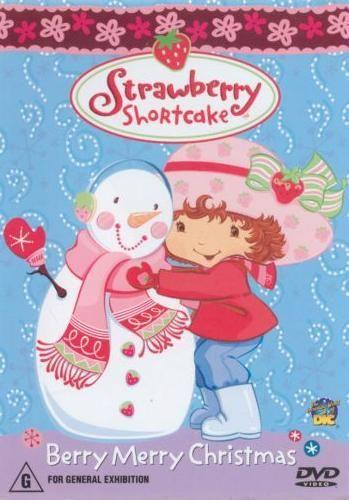 Strawberry Shortcake Berry Merry Christmas  Strawberry Shortcake Berry Merry Christmas 2003 on