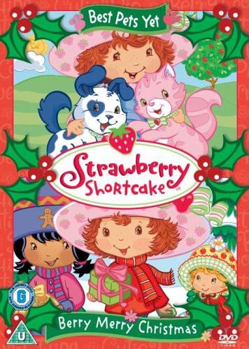 Strawberry Shortcake Berry Merry Christmas  Strawberry Shortcake Strawberry Shortcake Best Pets Yet