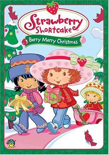 Strawberry Shortcake Berry Merry Christmas  Strawberry Shortcake Berry Merry Christmas DVD Movie