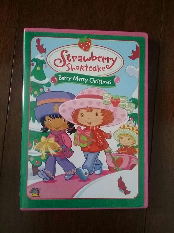 Strawberry Shortcake Berry Merry Christmas  Best Strawberry Shortcake Berry Merry Christmas for sale