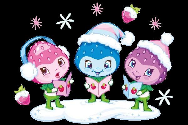 Strawberry Shortcake Christmas  Strawberry Shortcake Christmas Strawberry