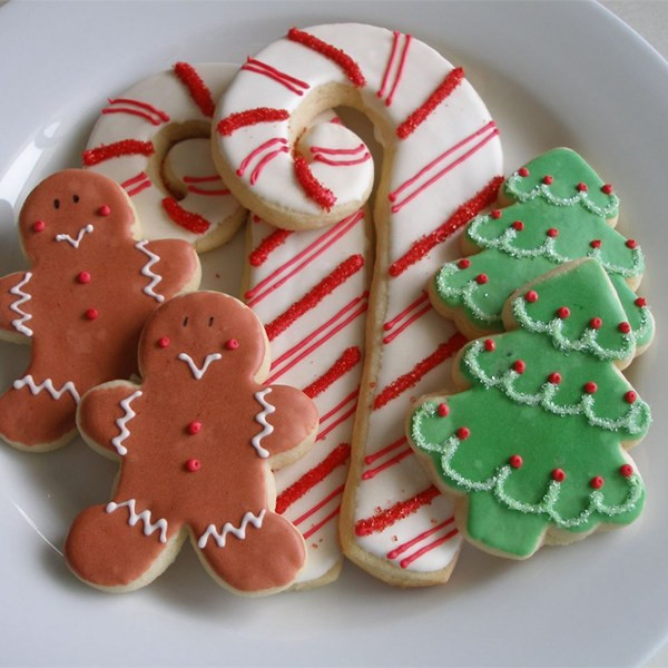 Sugar Cookies Recipe Christmas  CookieRecipes – Top rated cookie recipes plete with