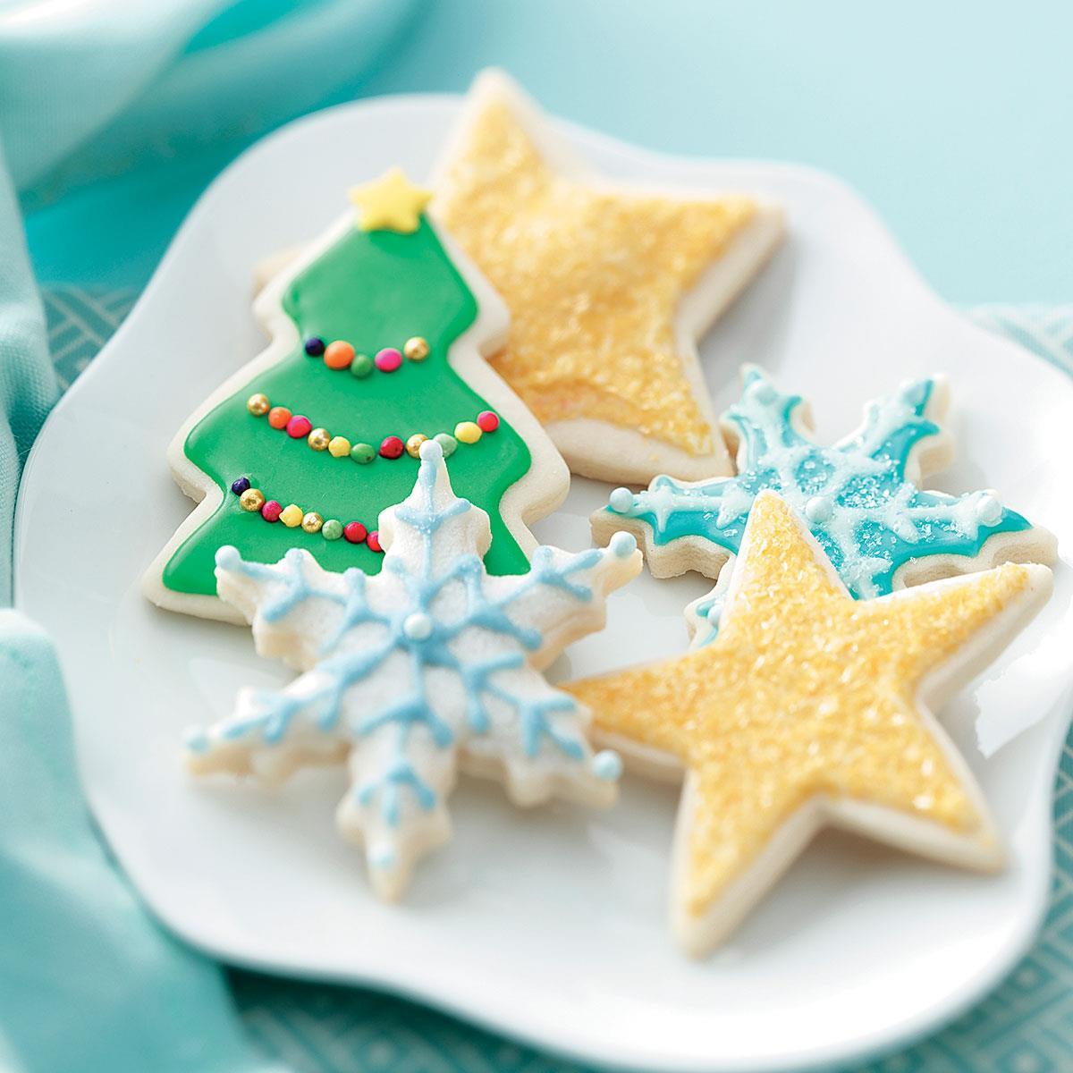 Sugar Cookies Recipe Christmas  Favorite Sugar Cookies Recipe