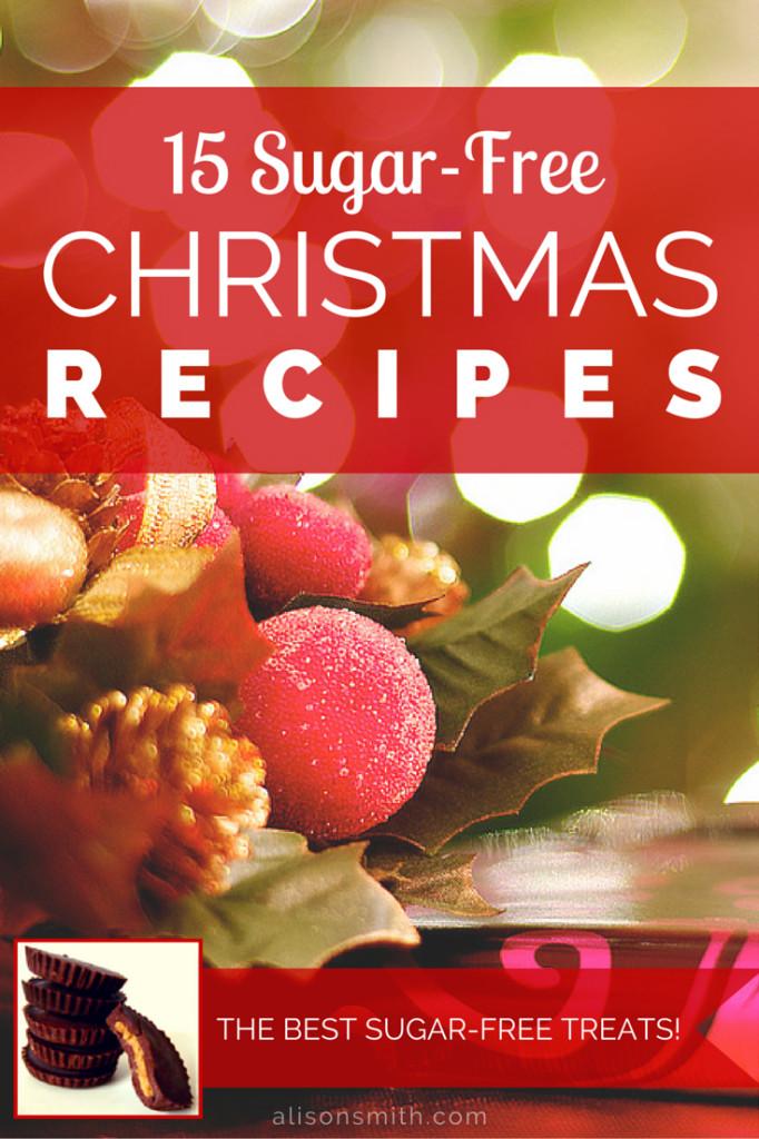 Sugar Free Christmas Desserts  Sugar Free Christmas Dessert Recipe Round Up