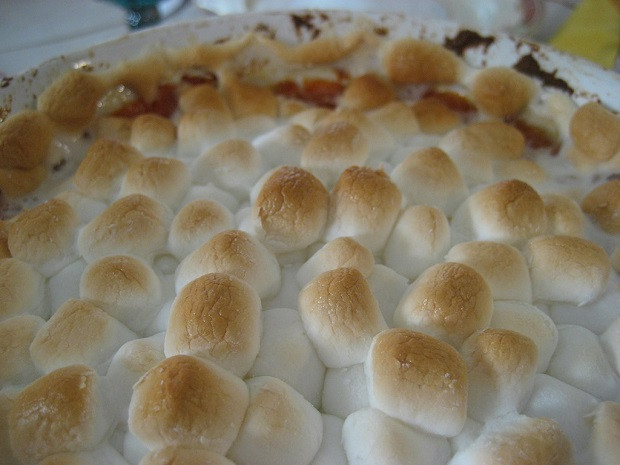 Sweet Potatoes Thanksgiving Marshmallows  The Absolute All time Definitive Ranking of the Top Ten