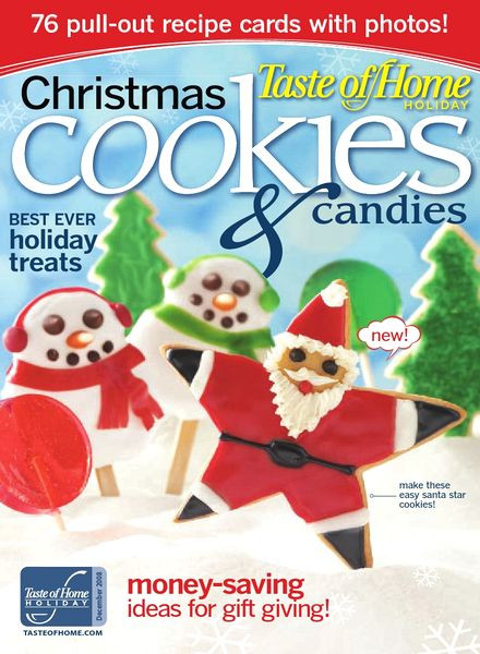 Taste Of Home Christmas Candy  Download Taste of Home – Christmas Cookies & Can s 2008