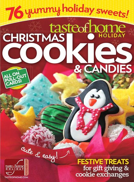 Taste Of Home Christmas Candy  Download Taste of Home – Christmas Cookies&Can s 2009