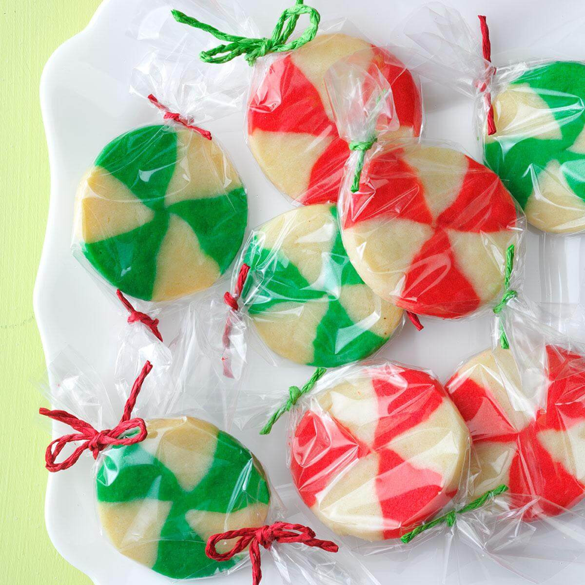 Taste Of Home Christmas Candy  Peppermint Candy Cookies Recipe