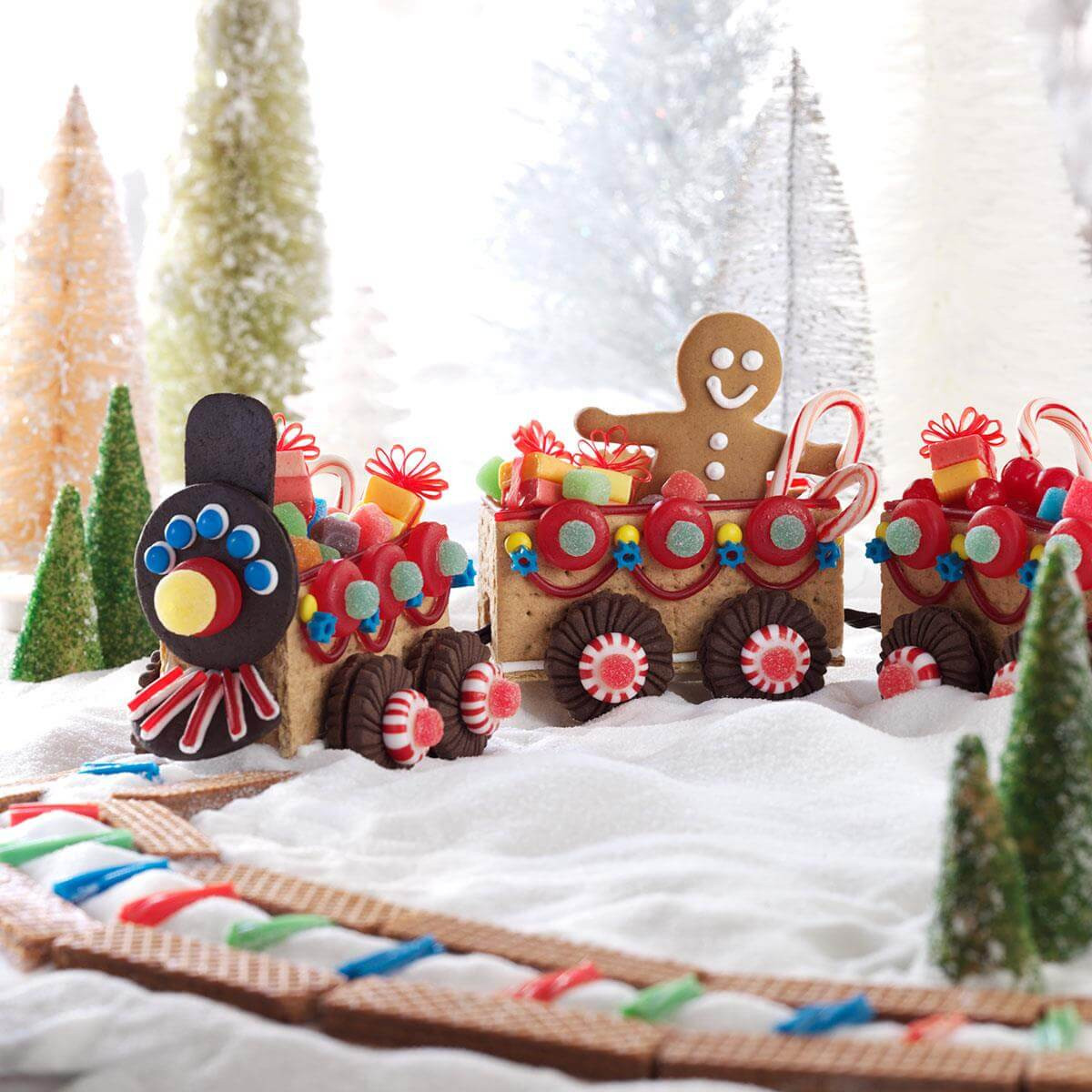 Taste Of Home Christmas Candy  Christmas Candy Train Recipe