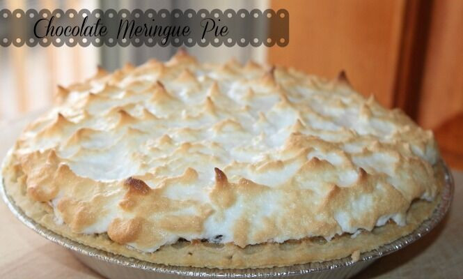 Thanksgiving Chocolate Pie  The Top Five Best Pies To Make For Thanksgiving