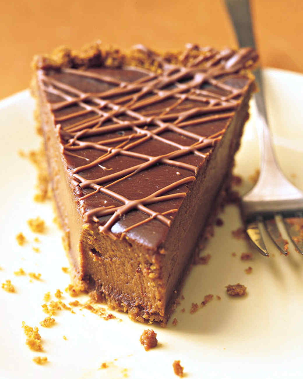 Thanksgiving Chocolate Pie  25 Perfect Pies