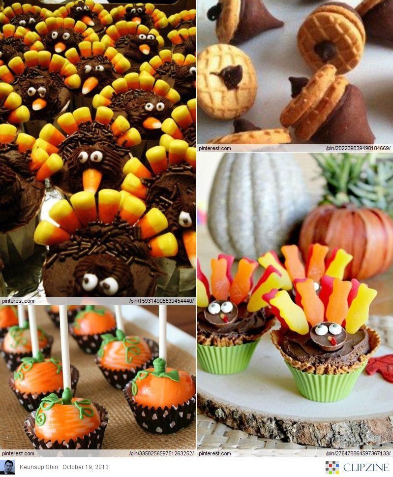 Thanksgiving Desserts Pictures  Best 25 Thanksgiving desserts ideas on Pinterest