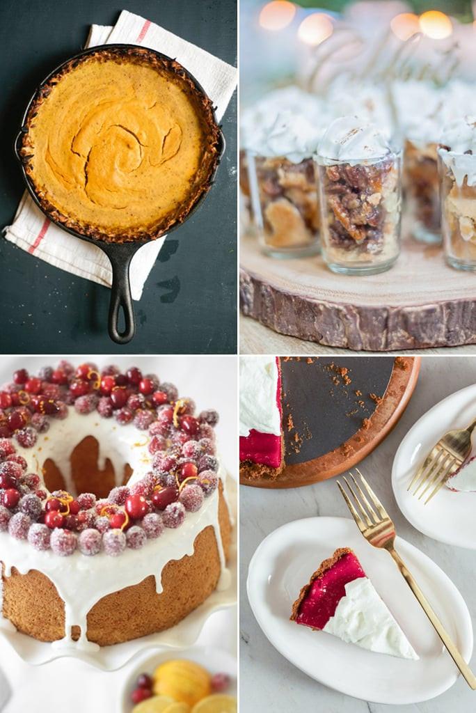 Thanksgiving Desserts Pictures  Unique Thanksgiving Dessert Recipes