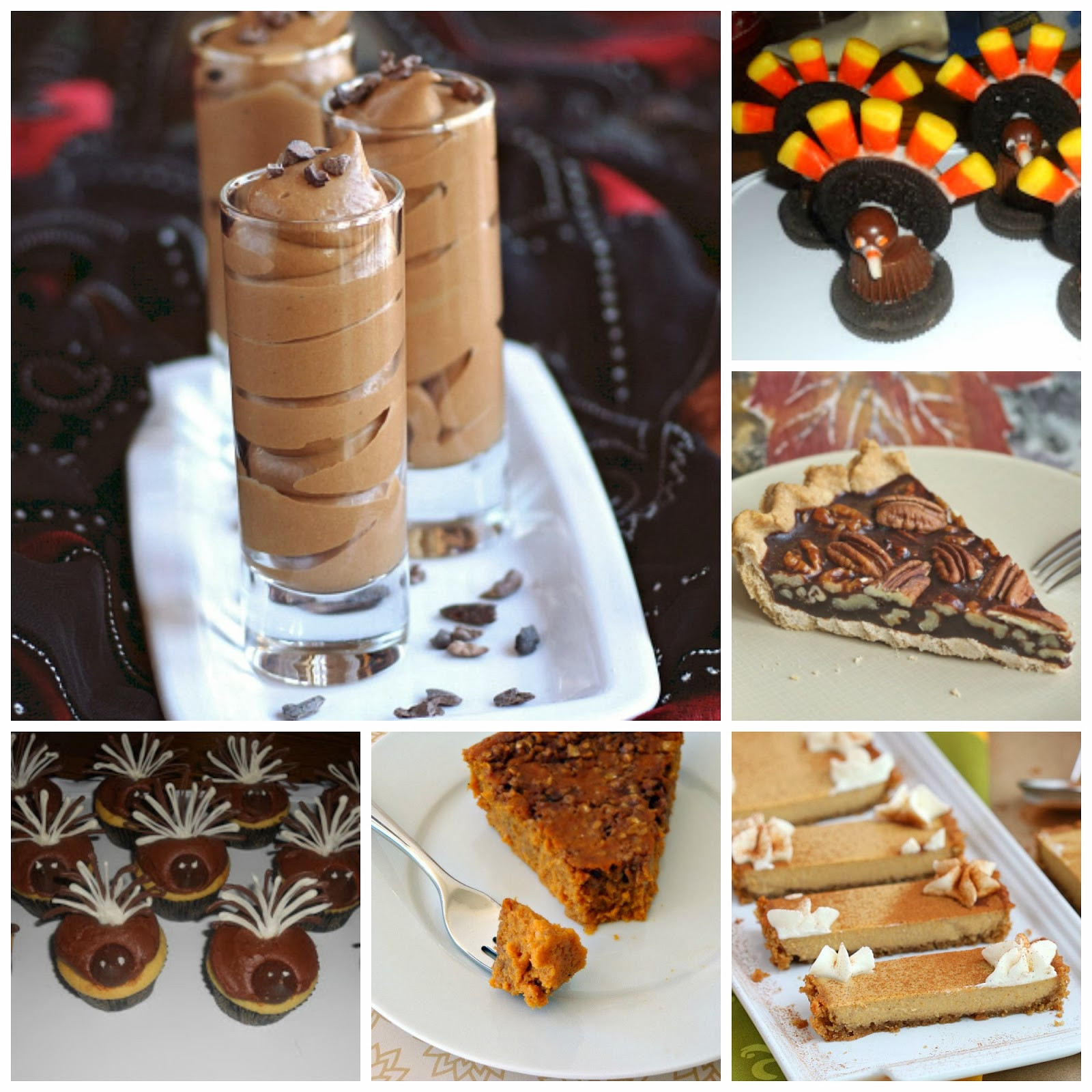 Thanksgiving Desserts Pictures  75 Recipes for Thanksgiving Hezzi D s Books and Cooks