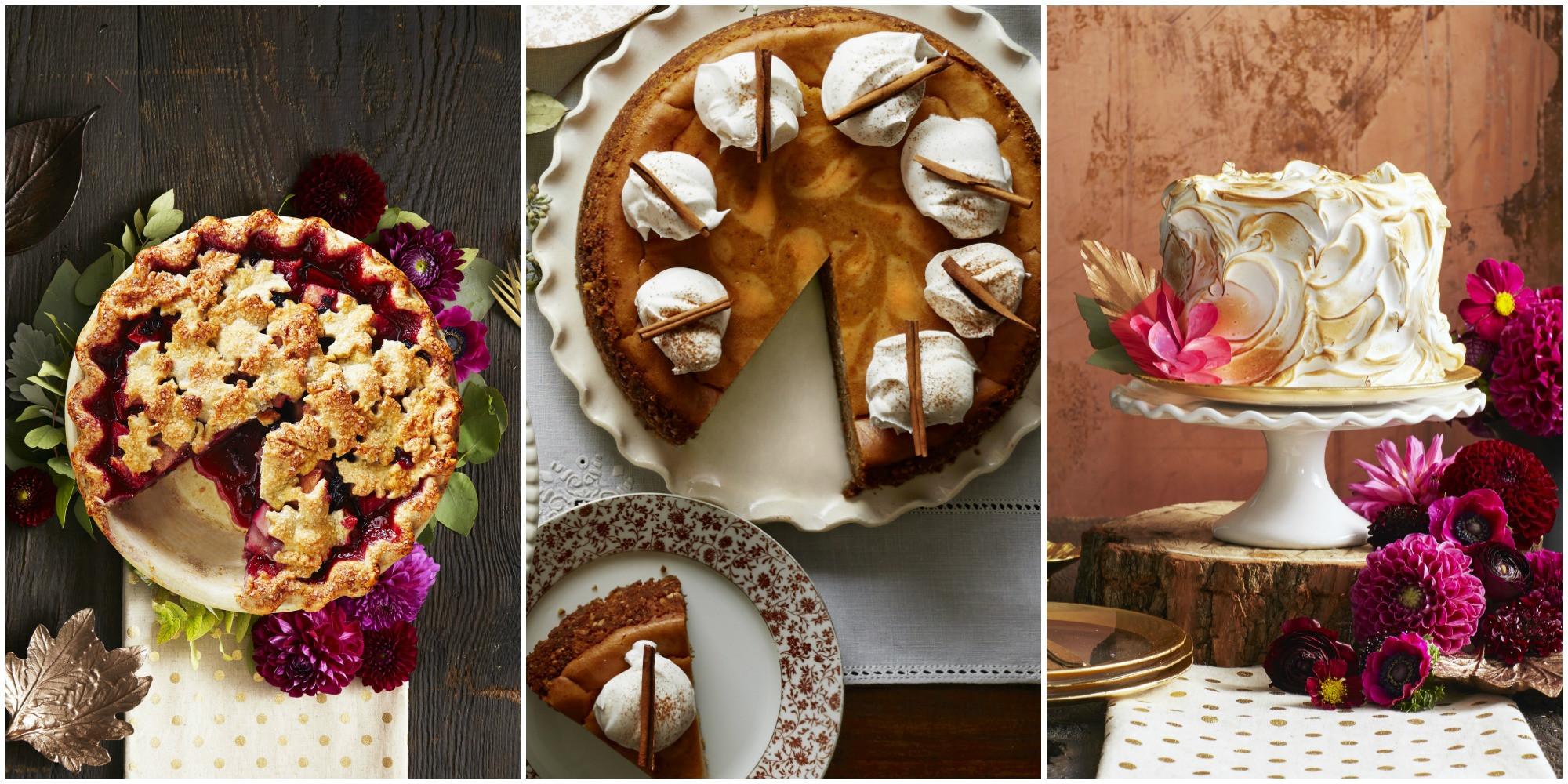 Thanksgiving Desserts Pictures  65 Best Thanksgiving Dessert Recipes Easy Thanksgiving