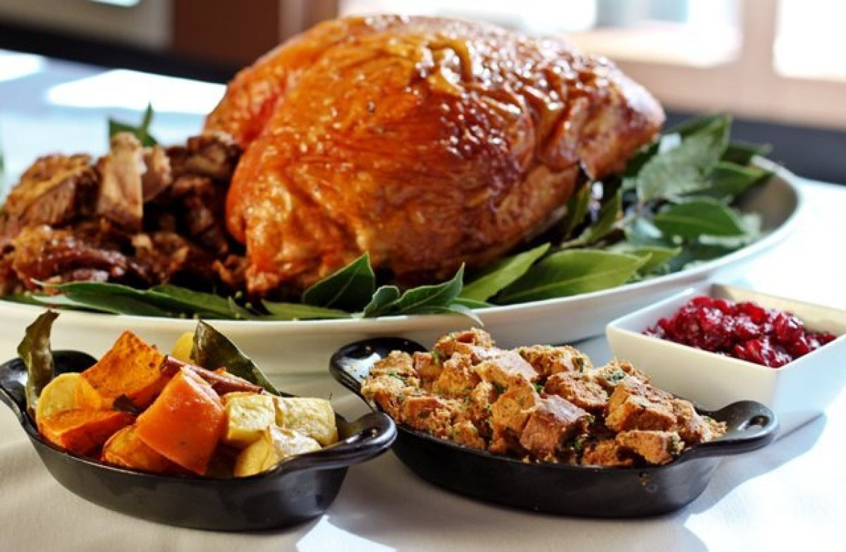 Thanksgiving Dinner 2019 Restaurants  Best Restaurants Open For Thanksgiving Dinner 2017 In Los