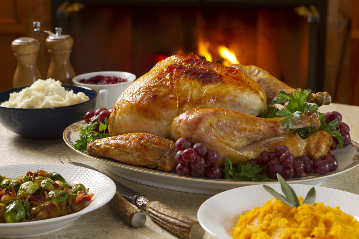 Thanksgiving Dinner 2019 Restaurants  Thanksgiving 2018 HISTORY