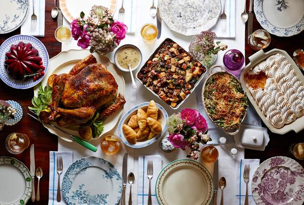 Thanksgiving Dinner 2019 Restaurants  Celebrate Thanksgiving in New York City