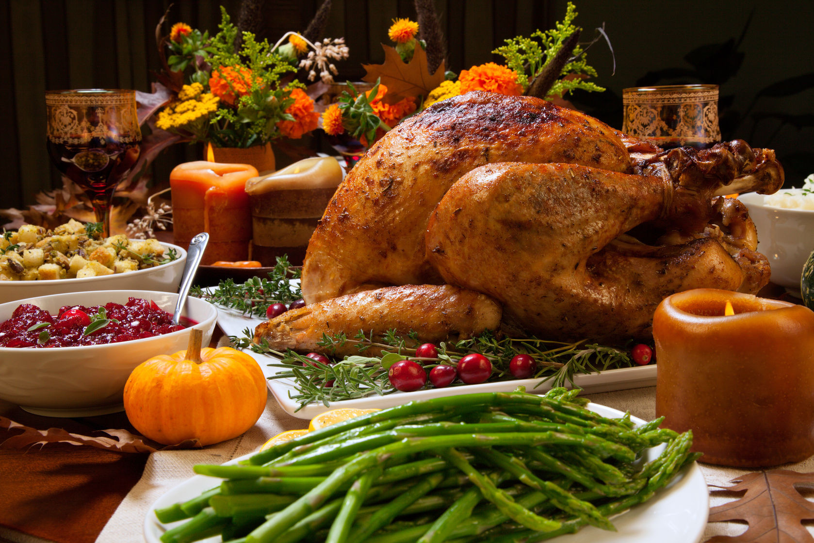 Thanksgiving Dinner 2019 Restaurants  Festive Thanksgiving Tablescape Ideas Brock Built