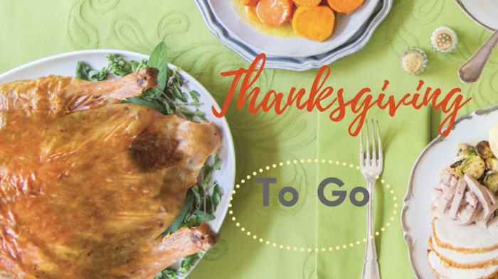 Thanksgiving Dinner Atlanta  Where to Get Thanksgiving Dinner To Go in Atlanta