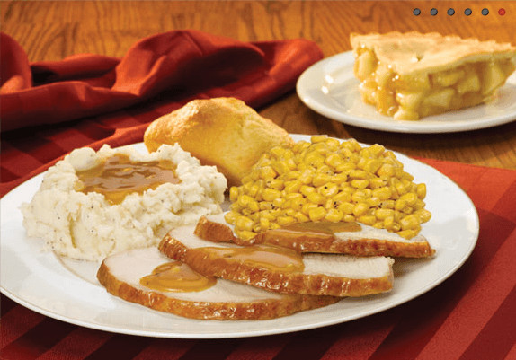Thanksgiving Dinner Boston  Thanksgiving Meal Under 40 Minutes and under $40 • What