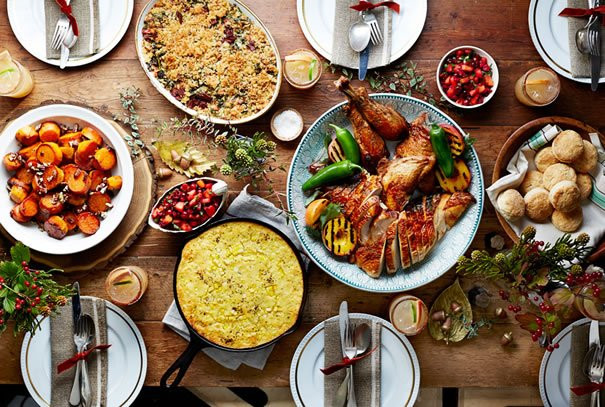 Thanksgiving Dinner Catering  5 Reasons to let FFTK Cater Your Thanksgiving Dinner