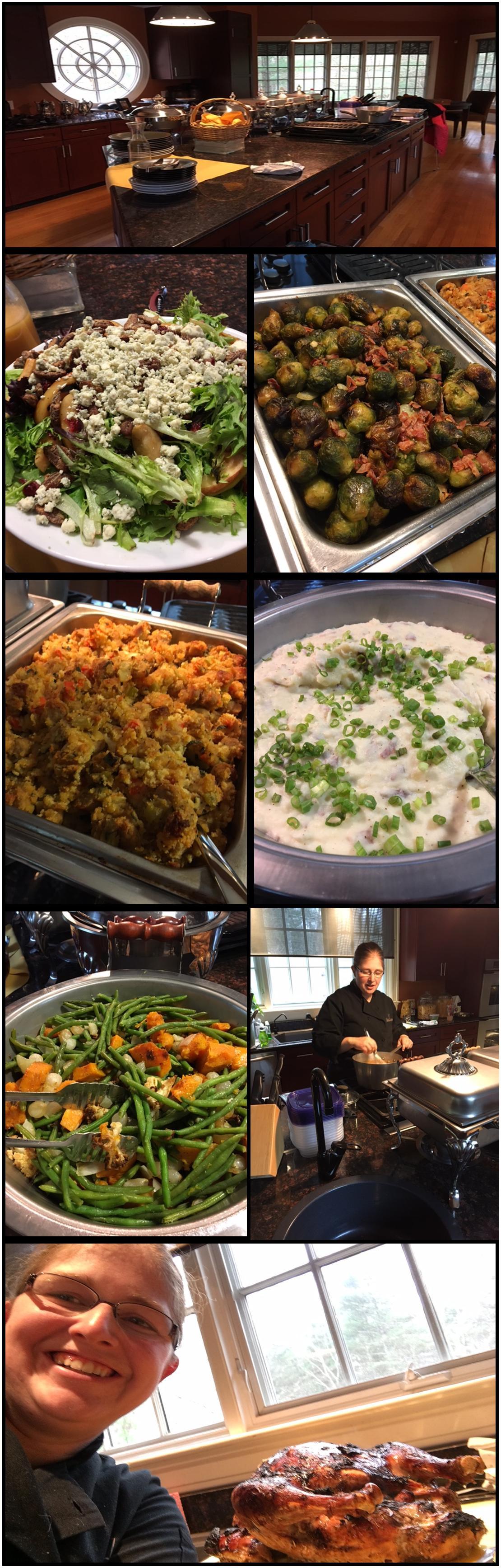 Thanksgiving Dinner Catering  Catering Thanksgiving Dinner North Smithfield RI 2016