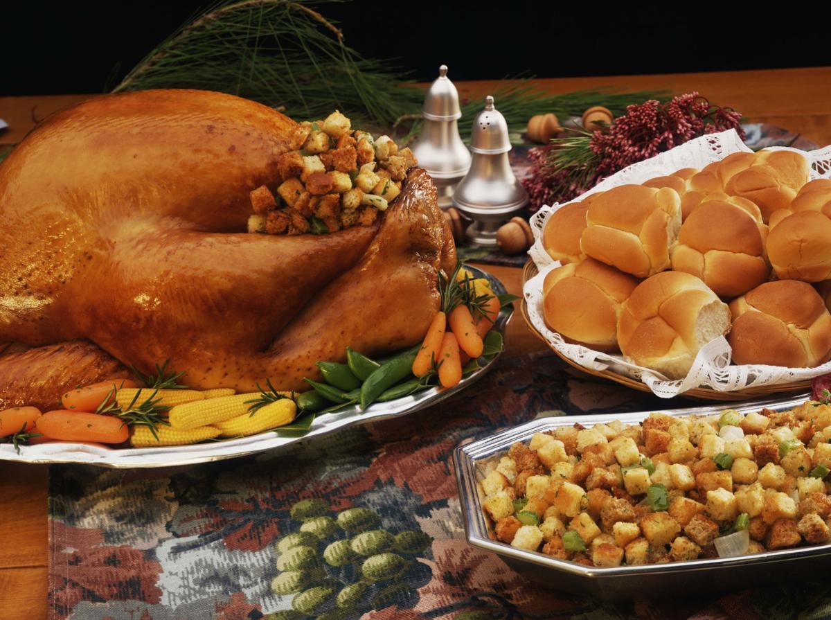 Thanksgiving Dinner Catering  Richmond restaurants serving Thanksgiving dinner 2017