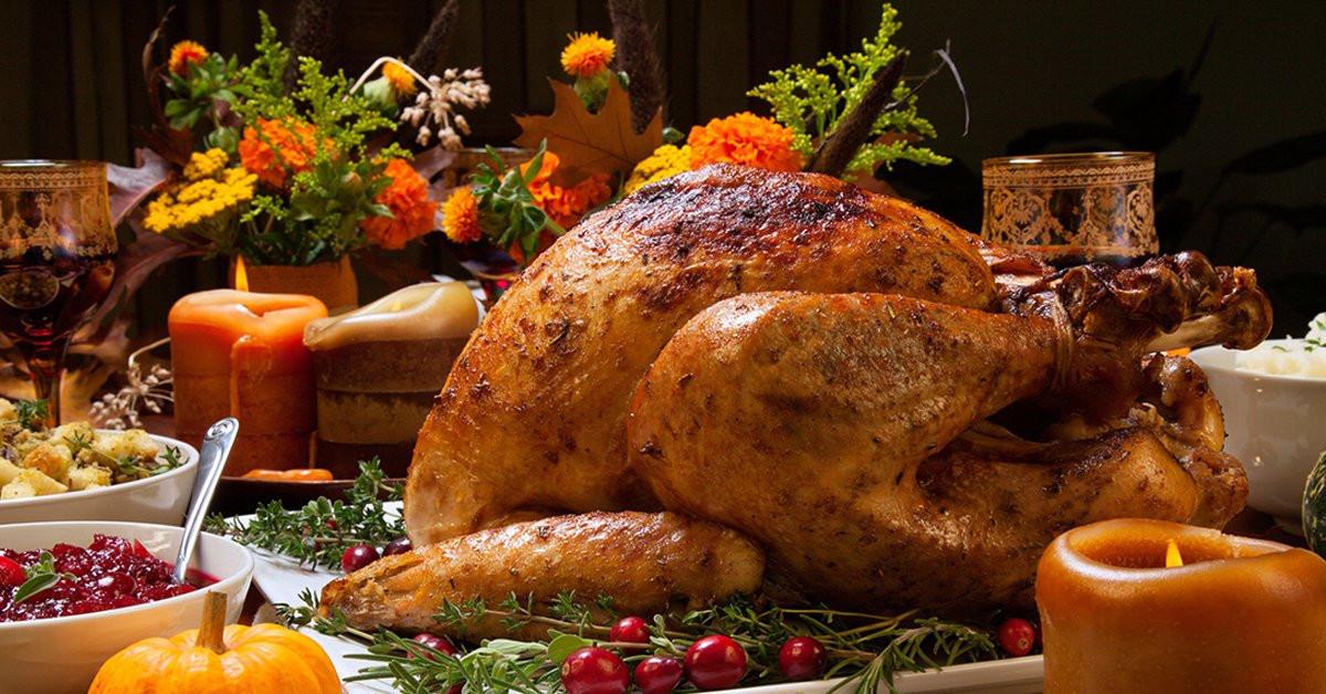 Thanksgiving Dinner Catering  Running Wild Catering