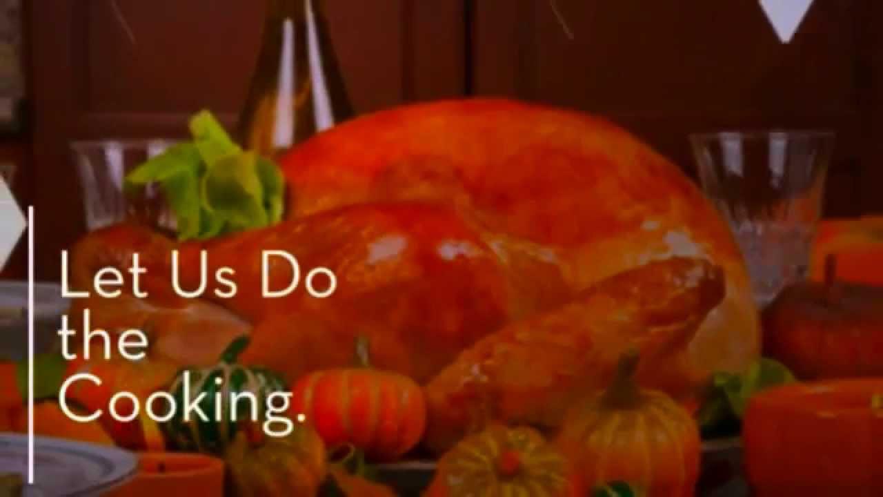 Thanksgiving Dinner Catering  Catered ThanksGiving Dinner Ottawa Turkey Dinner To Go