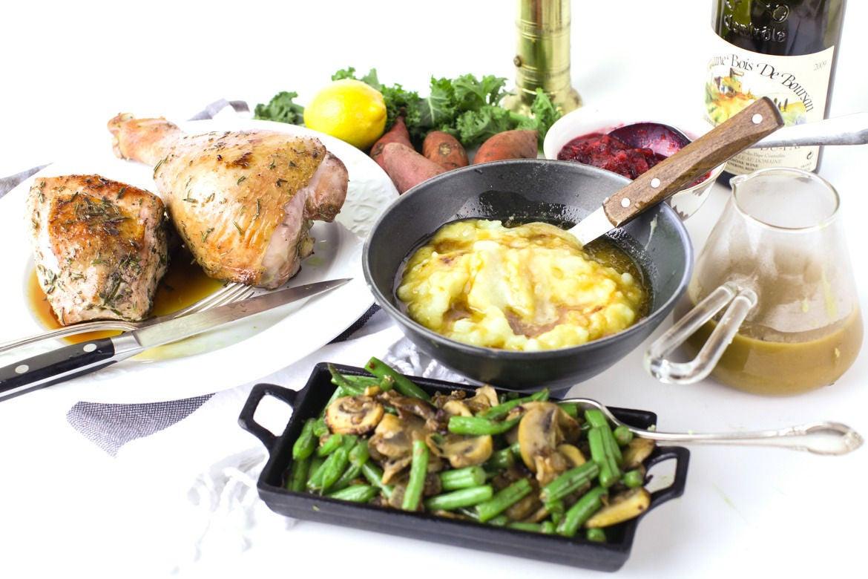 Thanksgiving Dinner Dishes  Recipe Thanksgiving Dinner Blue Apron