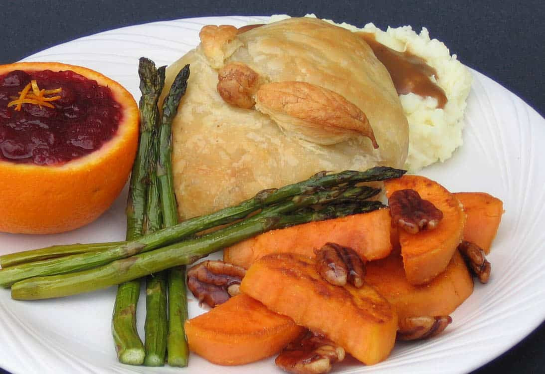 Thanksgiving Dinner Dishes  How to have a Ve arian Thanksgiving Delish Knowledge