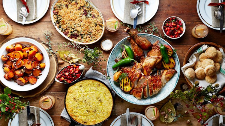 Thanksgiving Dinner Dishes  Thanksgiving Food 2016 Top 5 Best Dinner Side Dishes
