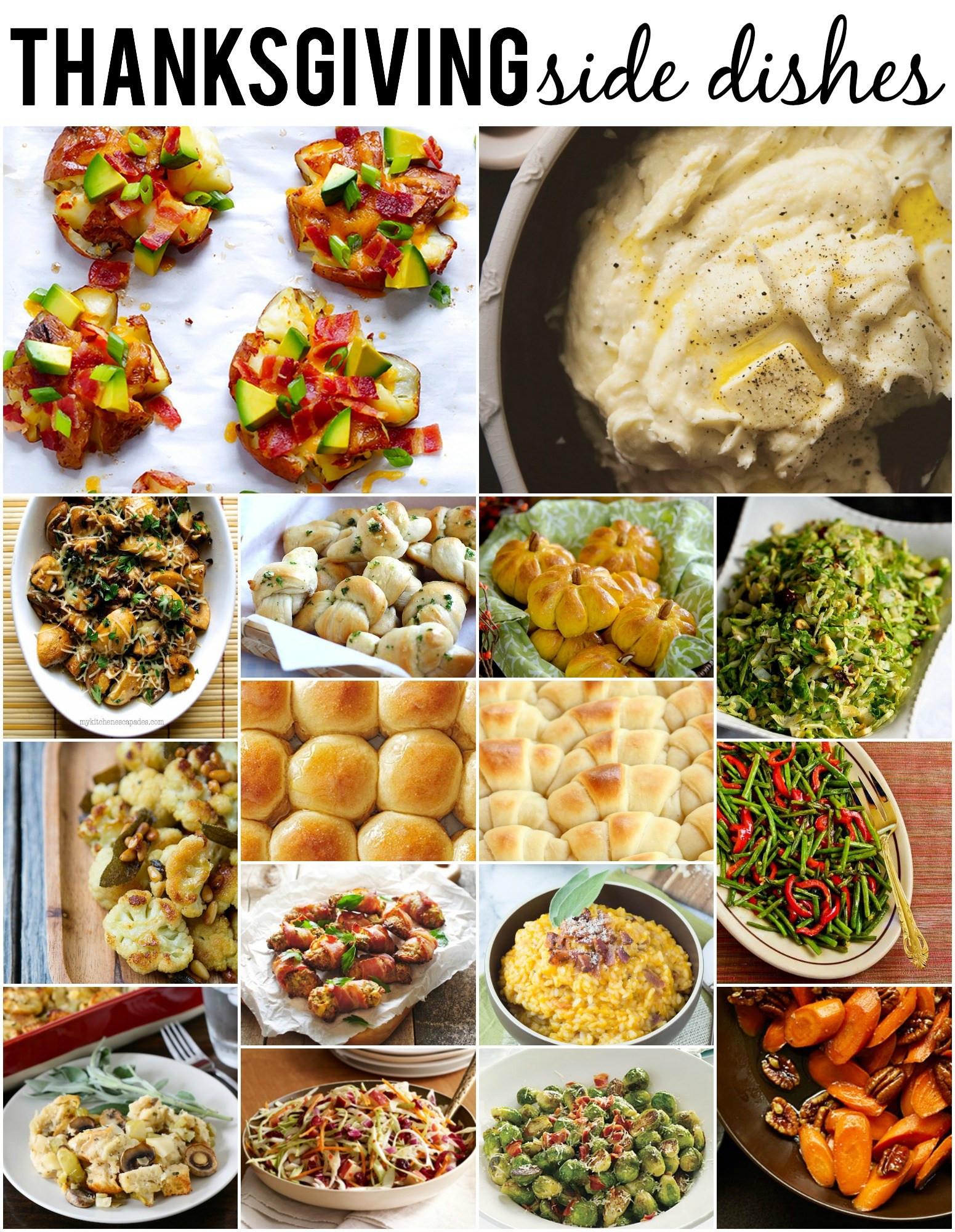 Thanksgiving Dinner Dishes  thanksgiving dinner honey baked ham