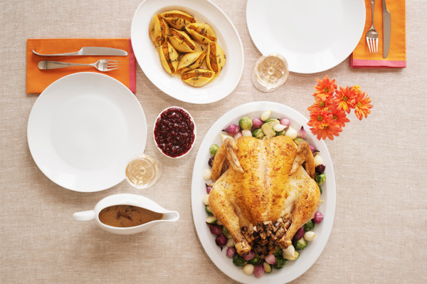 Thanksgiving Dinner For Two  The perfect portions Thanksgiving dinner for two