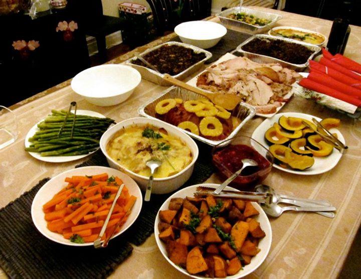 Thanksgiving Dinner Ideas  Happy Thanksgiving Dinner Ideas & Recipes Techicy
