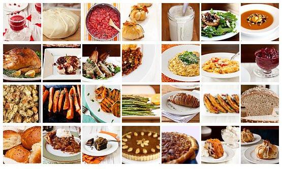 Thanksgiving Dinner Ideas  Thanksgiving Menu