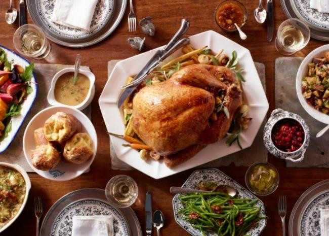 Thanksgiving Dinner Ideas  The Right Wine to Pair with Every Thanksgiving Course