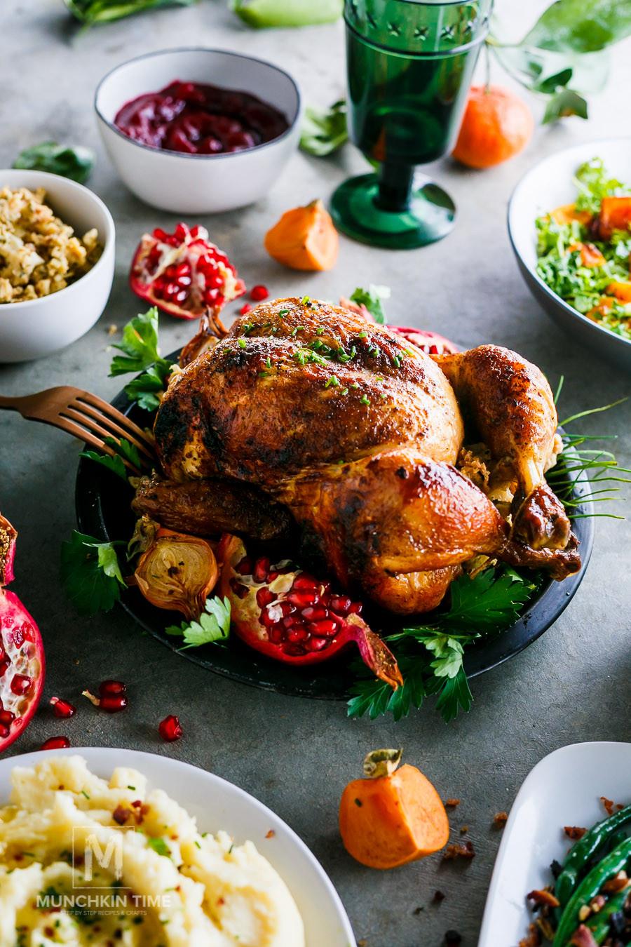 Thanksgiving Dinner Ideas  7 Thanksgiving Dinner Ideas 2017 Munchkin Time