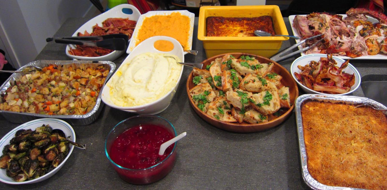 Thanksgiving Dinner Ideas  Tasty Eating Thanksgiving Dinner