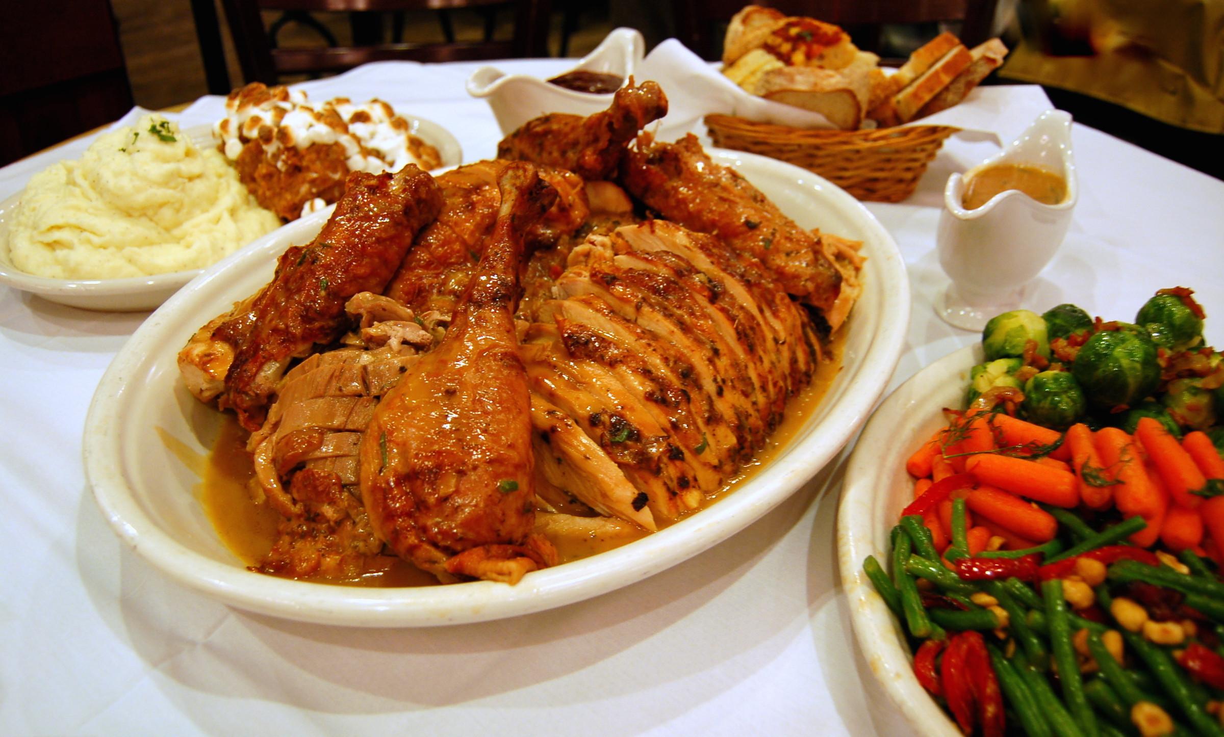 Thanksgiving Dinner In Dc  Enjoy Thanksgiving dinner in Vegas – Las Vegas Blogs